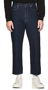 Christopher Kane MEN'S DROP-RISE CROP JEANS