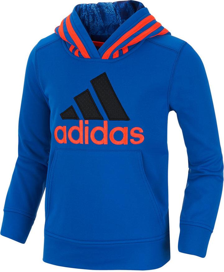 adidas Classic Pullover Sweatshirt, Little Boys