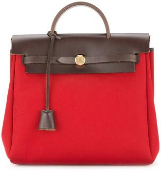 Hermes Pre-Owned Her Bag Ado PM 2 in 1 backpack bag