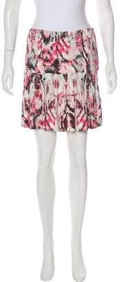 IRO Printed Mini Skirts
