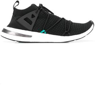 adidas sock lace-up sneakers