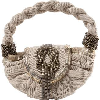 Lara Bohinc Beige Cloth Handbag