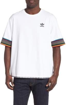 adidas Hu Solar Trefoil T-Shirt