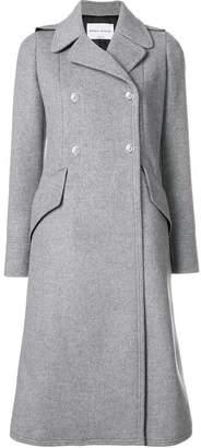 Sonia Rykiel double breasted coat