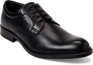 Joseph Abboud Black Max Leather Oxfords