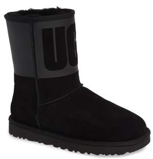 UGG Classic Short Rubber Boot