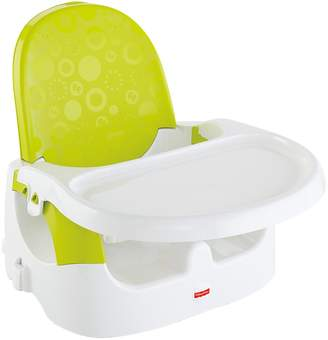 Fisher-Price Quick-Clean 'n Go Portable Booster [Amazon Exclusive]