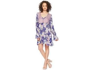 Free People Alice Vested Mini Women's Dress