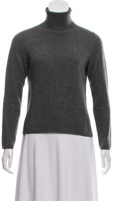Malo Turtleneck Knit Sweater