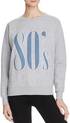 Eleven Paris '80s Sweatshirt $98 thestylecure.com