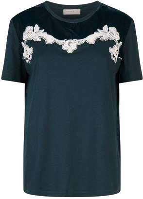 Sandro Lace T-Shirt