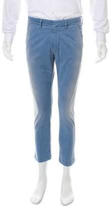 Tomas Maier Skinny Leg Chino Pants