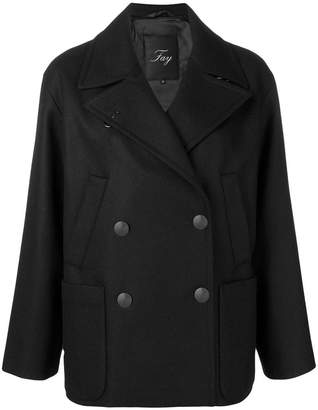Fay Picot double breasted jacket