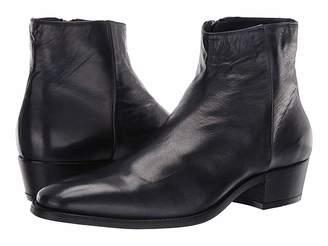 John Varvatos Collection Ludlow Heel Cover Zip Boot