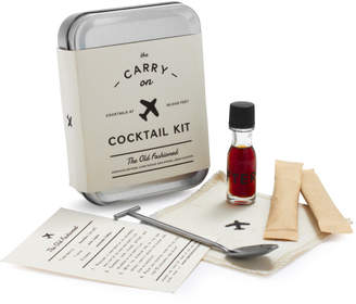 W & P Design W & P Old Fashioned Carry-On Cocktail Kit