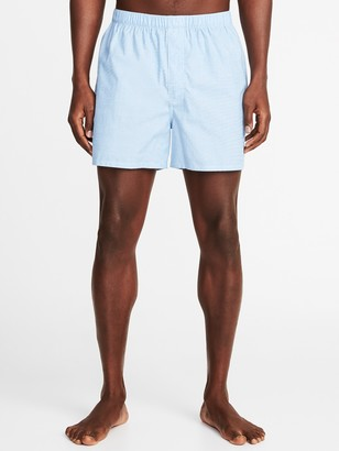 Old Navy Oxford Boxers for Men