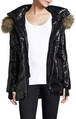 SAM. Millennium Fur Down Jacket