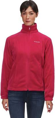 Columbia Benton Springs Full-Zip Fleece Jacket - Women's