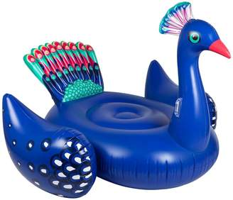 Sunnylife Luxe Inflatable Peacock Pool Float