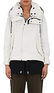 The RERACS Women's Zip-Front Jacket & Vest - White