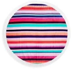 Sunnylife Hamilton Round Cotton Towel