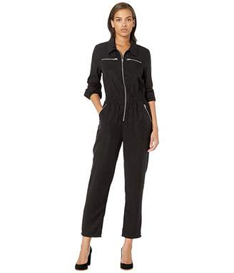 Blank NYC Black Jumpsuit in Black Out