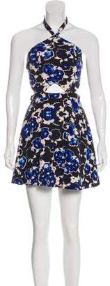 Naven NBD x Twins Jersey Knee-Length Dress