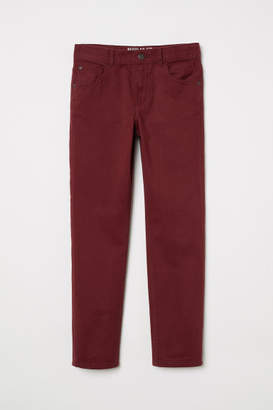 H&M Twill trousers