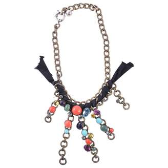 Lanvin Multicolour Metal Necklace