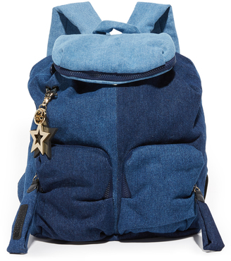 See by Chloe Joy Rider Backpack $285 thestylecure.com
