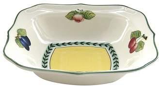 "Villeroy & Boch French Garden"" Fleur Square Individual Bowl"