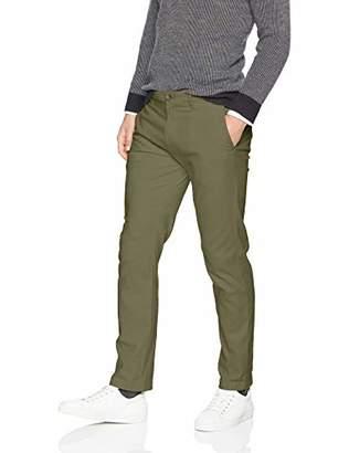 Amazon Essentials Men's Standard Slim-Fit Casual Stretch Khaki