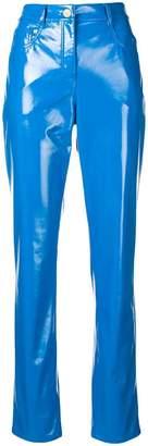 Alberta Ferretti skinny trousers