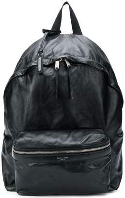 Saint Laurent classic backpack