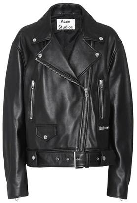 Merlyn leather jacket