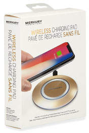 Ultra-Thin Wireless Phone Charging Pad