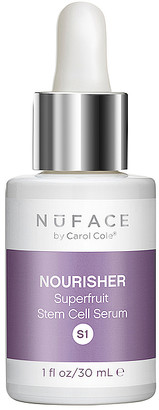 NuFace Nourisher Stem Cell Serum.