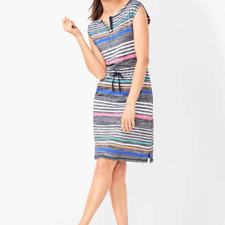 Plus Size Multi Colored Dress - ShopStyle