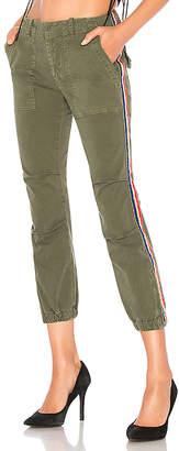 Nili Lotan Cropped French Military Pant