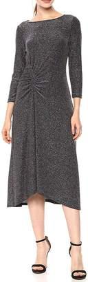 Donna Morgan Glitter Knit Dress