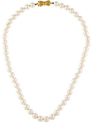 Mikimoto Perlita by 18K Pearl Strand Necklace