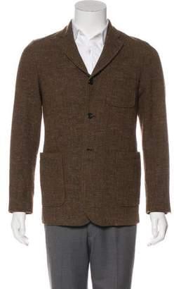 Beams Tweed Wool Sport Coat
