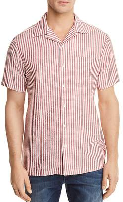 Onia Vacation Regular Fit Button-Down Shirt