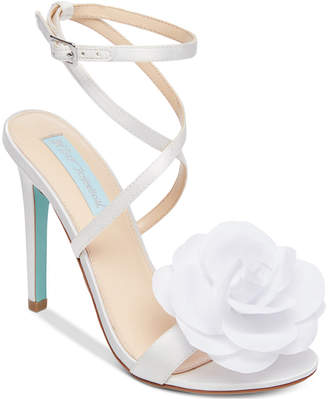 Betsey Johnson Terra Sandals