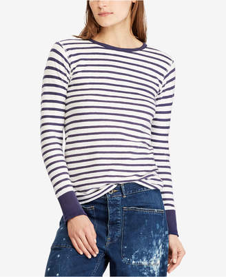 Polo Ralph Lauren Striped Cotton T-Shirt