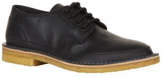 Lanvin Leather Derby Shoes