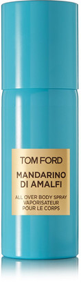 Tom Ford Beauty - Mandarino Di Amalfi All Over Body Spray - Mandarin Oil & Lemon, 150ml $67 thestylecure.com