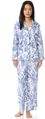 Roberta Roller Rabbit Amanda PJ Set $95 thestylecure.com