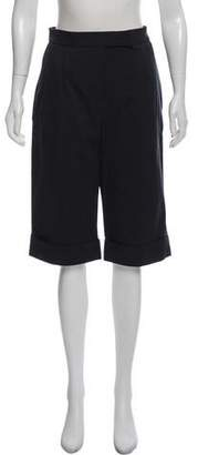 J.W.Anderson Pleated Knee-Length Shorts w/ Tags