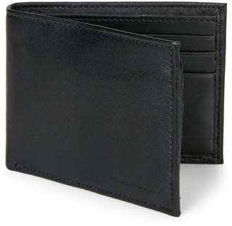 Perry Ellis Portfolio Soft Leather Removable ID Passcase Wallet